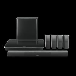 Bose Lifestyle 650 - Kino domowe (czarny)