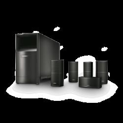 BOSE Acoustimass 10 series V - System głośników kina domowego (czarny)