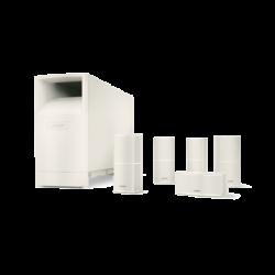BOSE Acoustimass 10 series V - System głośników kina domowego (biały)