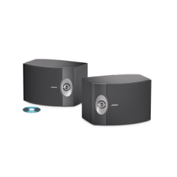 BOSE 301 Direct/Reflecting Głośniki Stereo półkowe